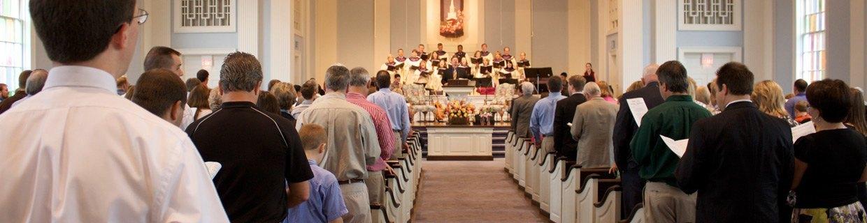 Sunday Worship on Livestream