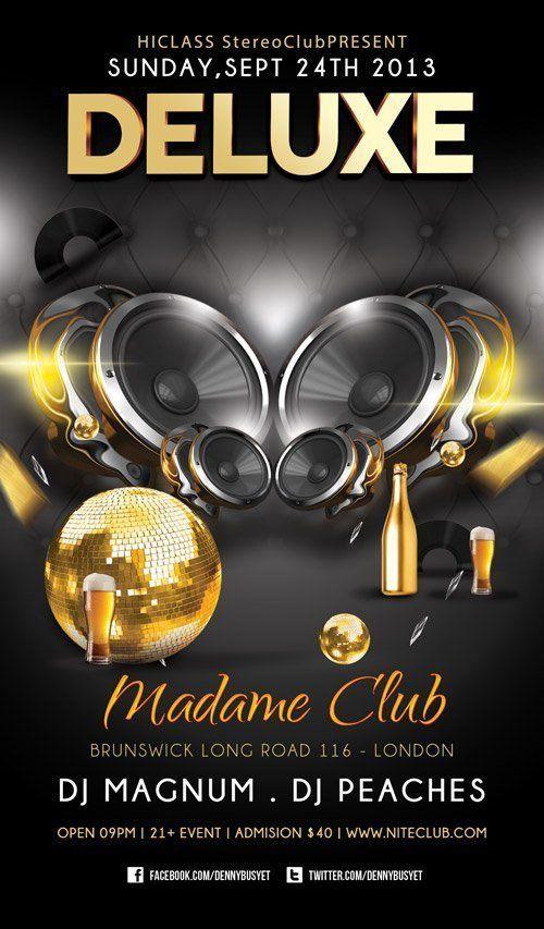 Madam Club Night